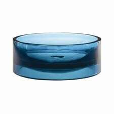 Incandescence Circular Vessel Bathroom Sink