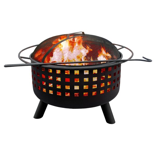 Memphis Steel Fire Pit by Landmann
