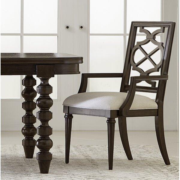 Delahunt Arm Chair (Set of 2) by Rosdorf Park