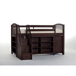 Lyric And Study Loft Bed With Stairs