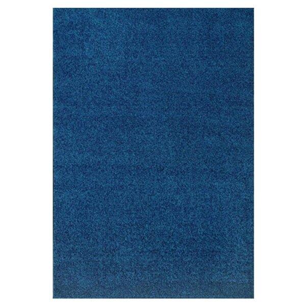 Modern Times Harmony Blue Jay Area Rug by Milliken