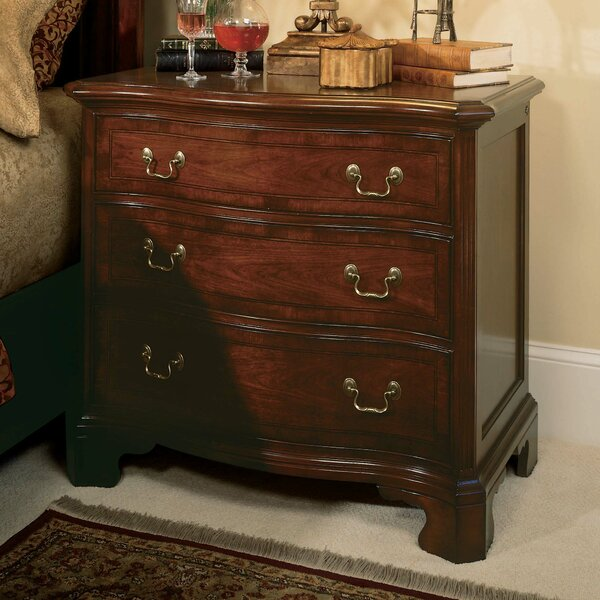 Staas 3 Drawer Bachelor's Chest By Astoria Grand