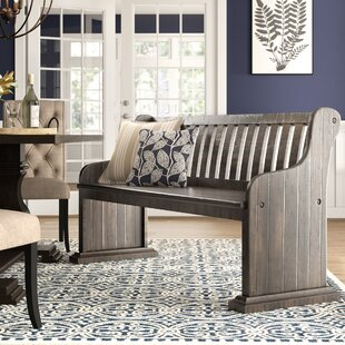 Hot Springs Dining Bench