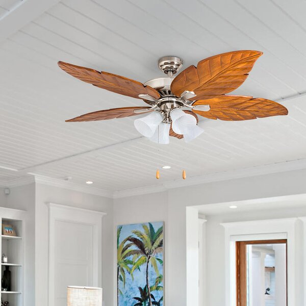 52 Ogden 5 Blade Ceiling Fan by Bay Isle Home