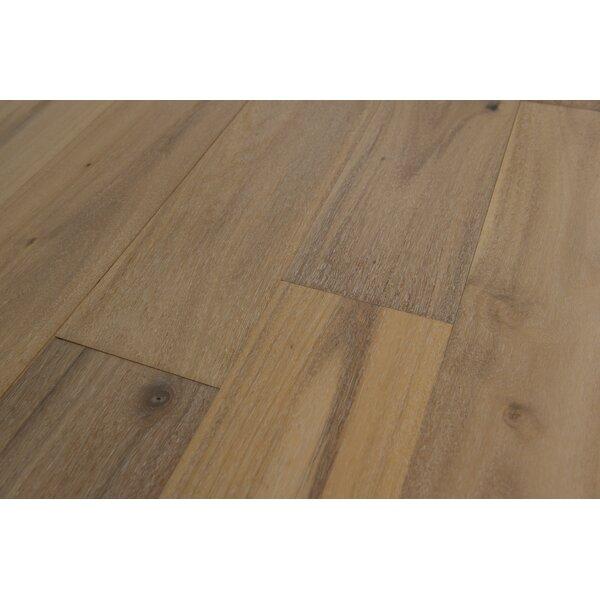 Dublin 6-1/2 Engineered Acacia Hardwood Flooring in Tawny by Branton Flooring Collection