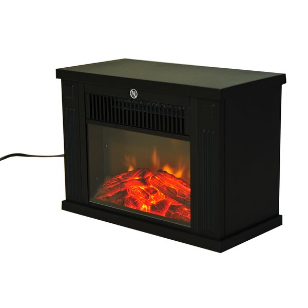 Turien 1000W Electric Fireplace Insert By Winston Porter