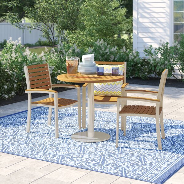 Caspian 8 Piece Dining Set by Sol 72 Outdoor