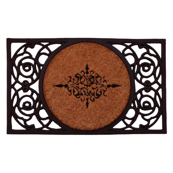 Craighead Charlotte Doormat by Fleur De Lis Living
