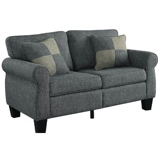 Hedley Upholstered Loveseat