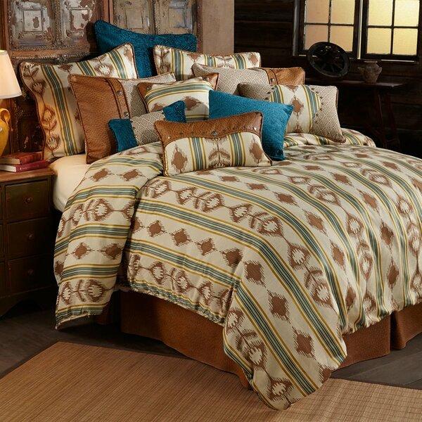 Lensing 4 Piece Comforter Set by Loon Peak