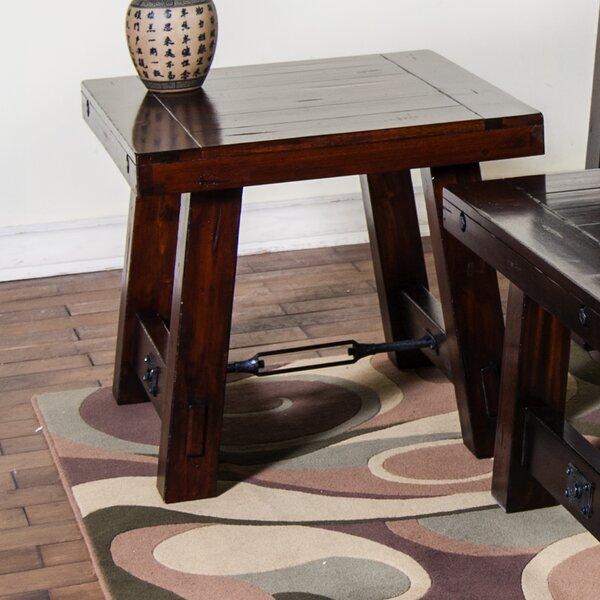 Midvale End Table by Loon Peak