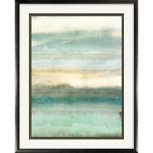 Hazy Impressions I by Edward Selkirk Framed Painting Print by Star Creations