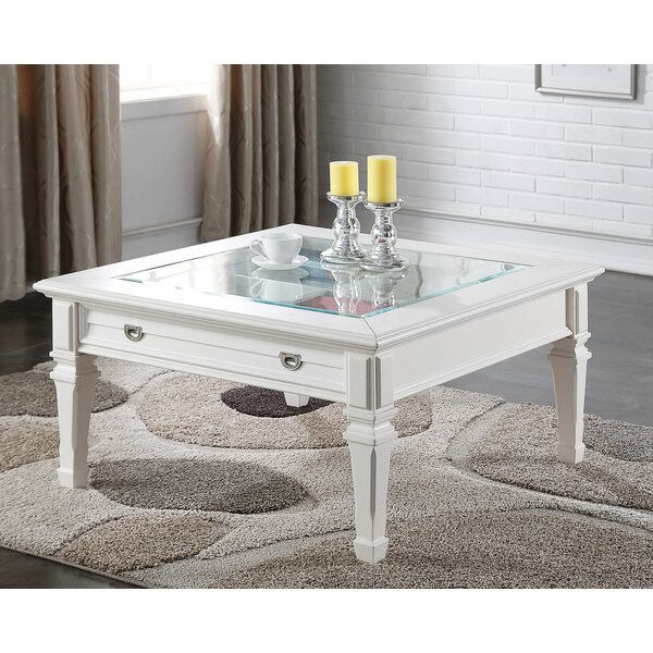 Little Sodbury Coffee Table with Storage by Rosecliff Heights