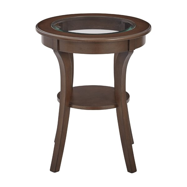 Ivers End Table By Charlton Home