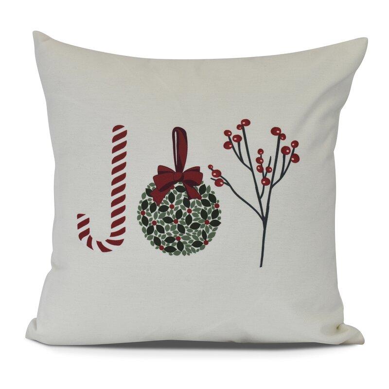 christmas & holiday throw pillows