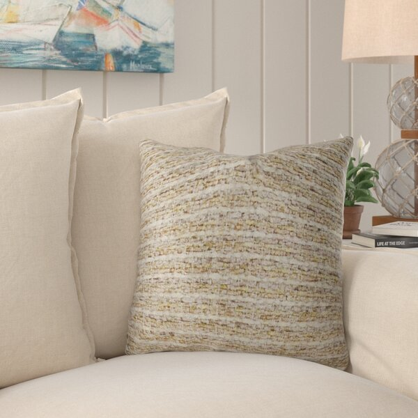 Cavazos Luxury Throw Pillow by Longshore Tides