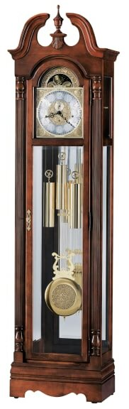 Benjamin 82.5 Grandfather Clock by Howard Miller®
