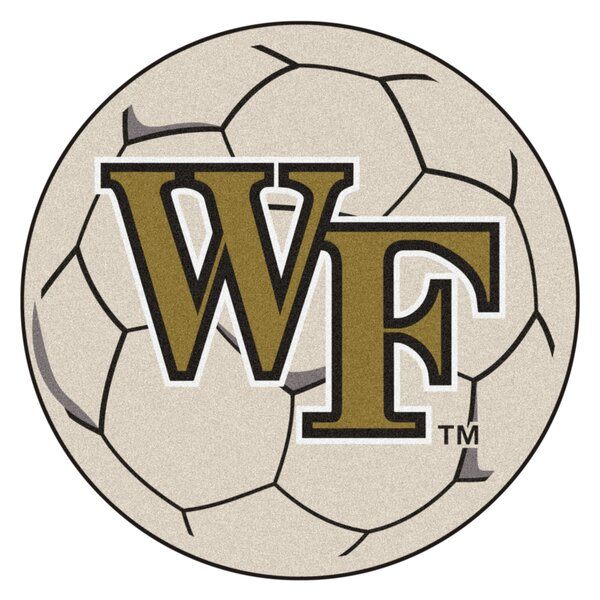 NCAA Wake Forest University Soccer Ball by FANMATS