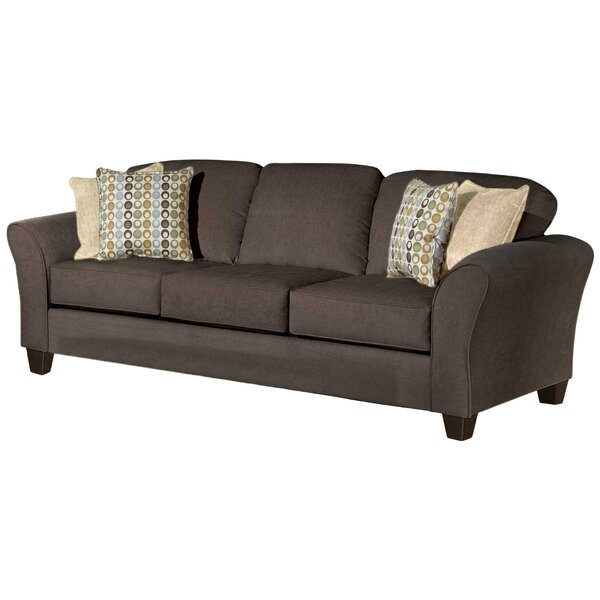 Serta Upholstery Franklin Sofa by Three Posts