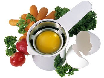 Egg Separator with Receptacle by Cuisinox