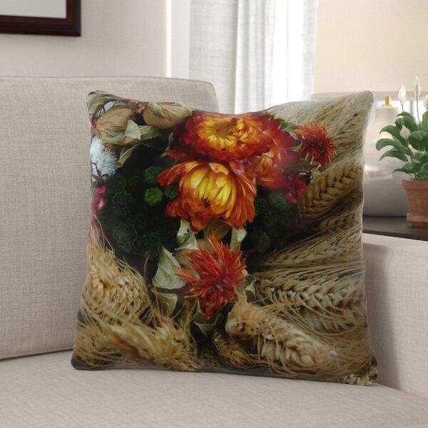 Gangemi Thanksgiving Indoor/Outdoor Throw Pillow