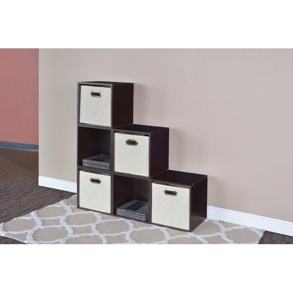 Castillo Cube Unit Bookcase (Set Of 6) By Rebrilliant