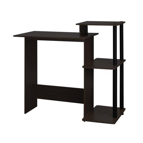 Computertisch Antioch | Büro > Bürotische > Computertische | Espresso | Mühlenhaus