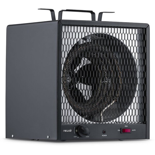 5,600 Watts Electric Fan Compact Heater By NewAir