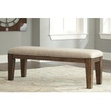 Honora Upholstered Bench by Gracie Oaks