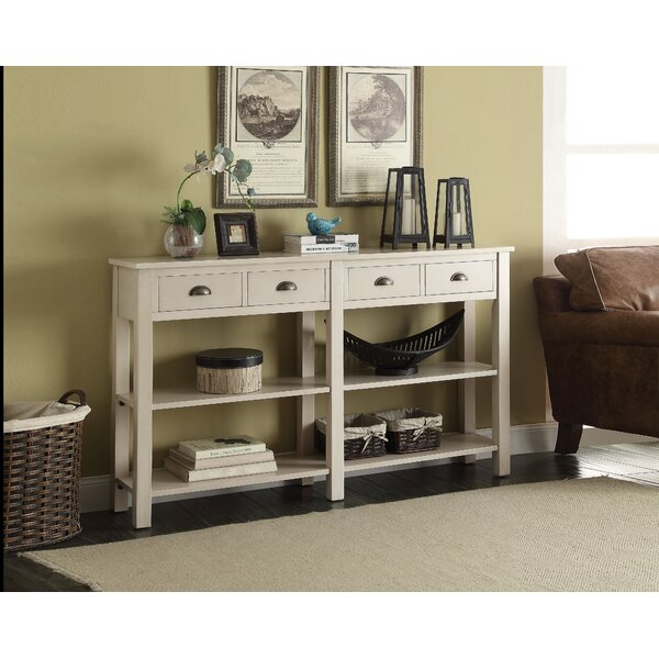 Ferryhill Console Table By Highland Dunes