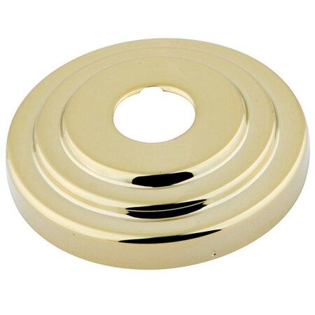 Brass Decorative Escutcheon by Elements of Design