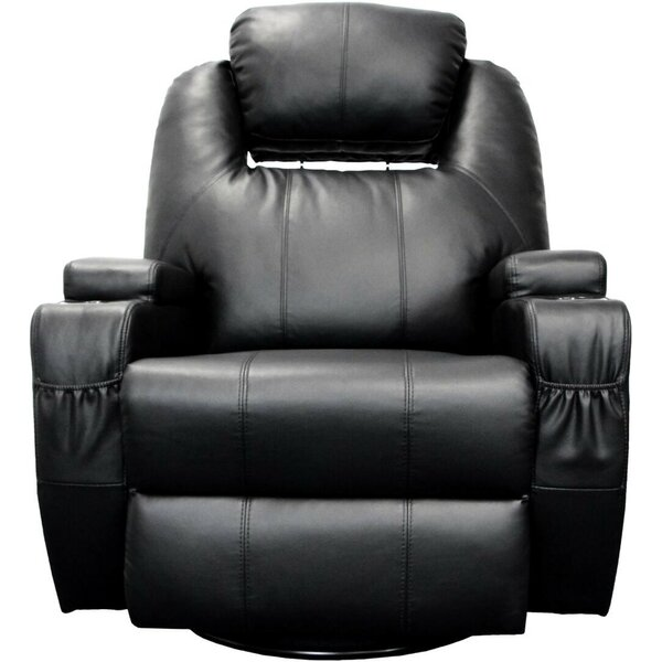 Rocker Power Reclining Heated Massage Chair W003195506