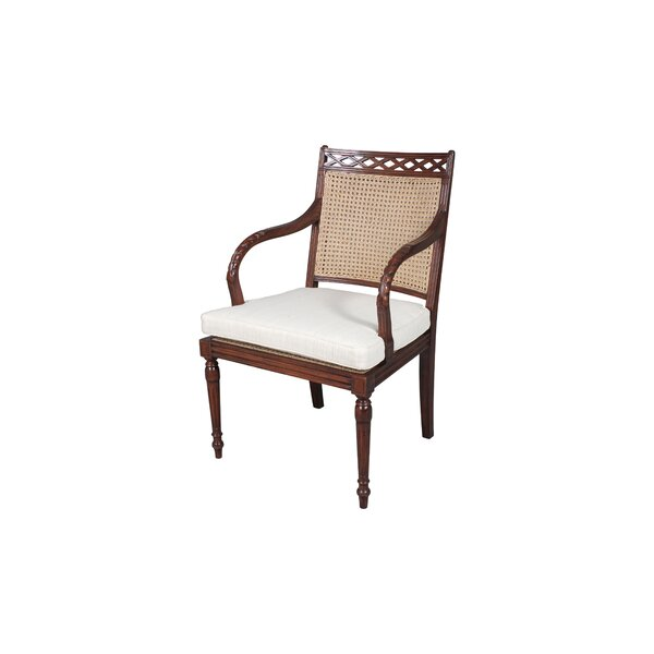 Westminster Estate Solid Wood Dining Chair by Manor Born Furnishings