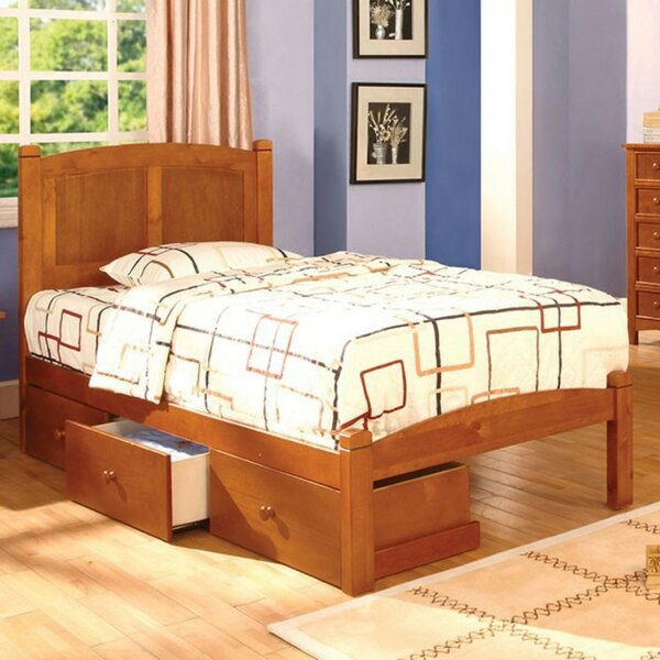 Riesel Twin Platform Bed by Harriet Bee