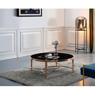 Rachal Coffee Table by Everly Quinn