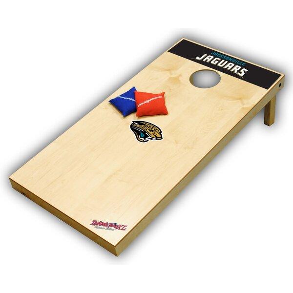 NFL XL Bean Bag Toss Game by Tailgate Toss
