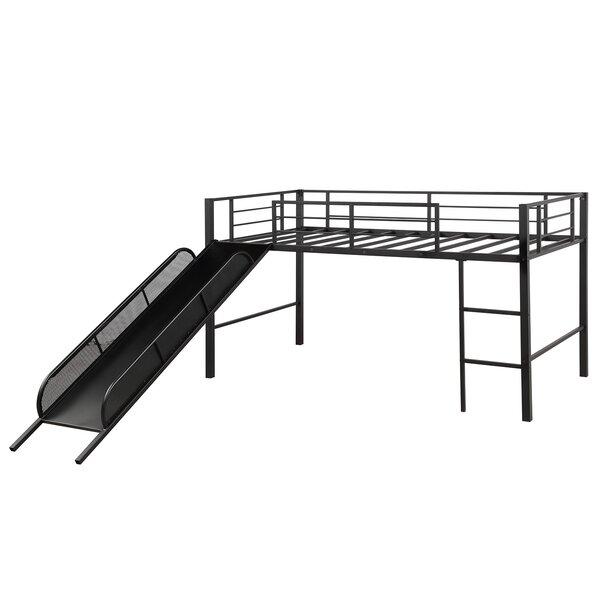 Mcdougald Twin Loft Bed by Harriet Bee