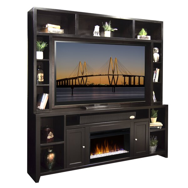 Home Décor Entertainment Center For TVs Up To 70
