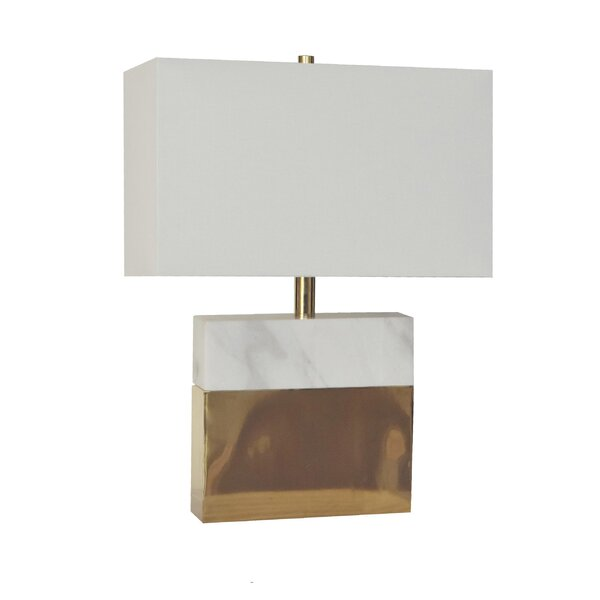 Giddens 26 Table Lamp by Everly Quinn