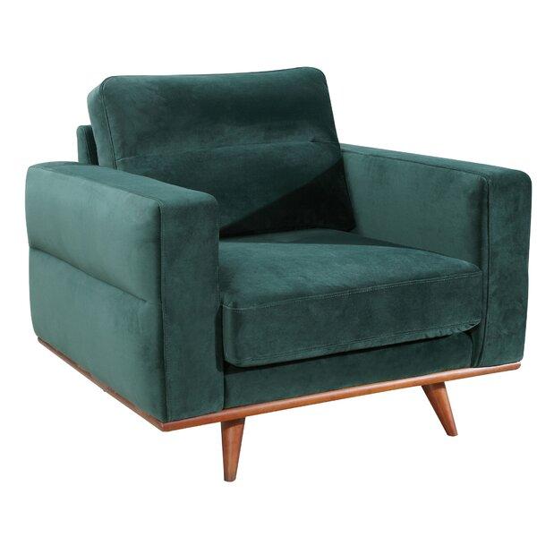 Bottom Armchair by Corrigan Studio