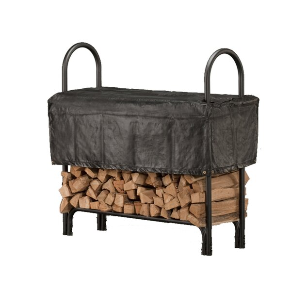 Log Rack Cover by Shelter