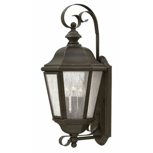 Online Reviews Christiane 3-Light Outdoor Wall Lantern By Darby Home Co