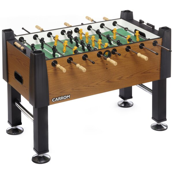 Signature Foosball Game Table by Carrom