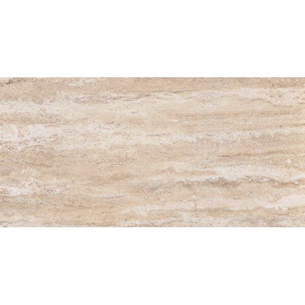 Pietra Venata 16 x 32 Porcelain Field Tile in Sand by MSI