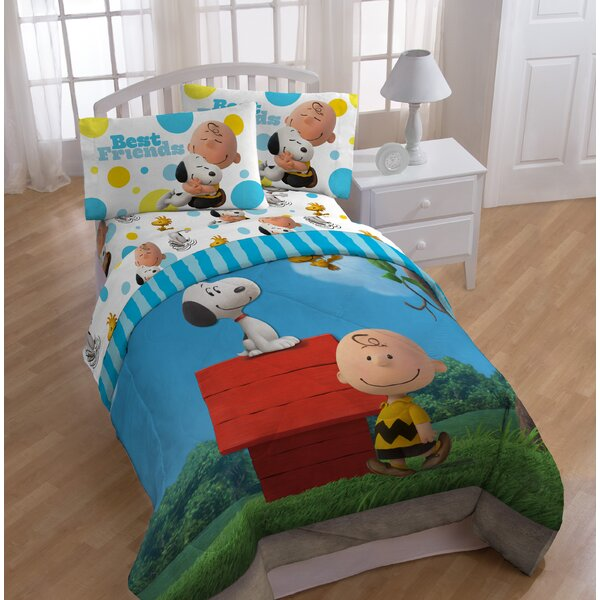 Sunny Day Sheet Set By Peanuts.