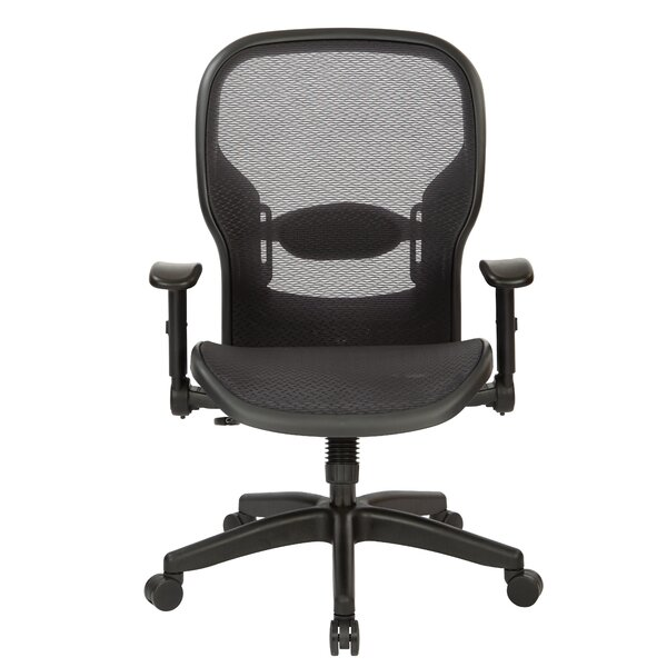 Space Seating Professional High-Back Mesh Executive Chair by Office Star Products