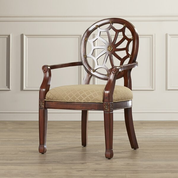 Lucinda Armchair by Charlton Home