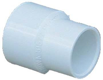 3/4 PVC To CPVC Adapter by GenovaProducts