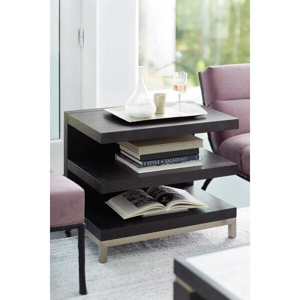 Decorage End Table By Bernhardt