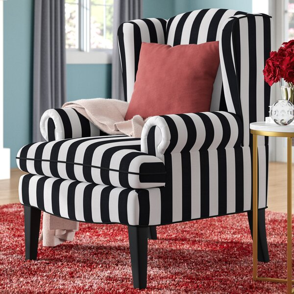 Ansgar Wingback Chair by Willa Arlo Interiors